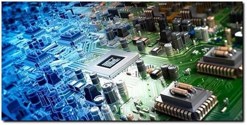 placa circuito SMD